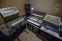 15 Best Synthesizers + Samplers images in 2017 | Drum machine