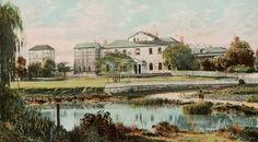 Weir at Marsden St, Parramatta.