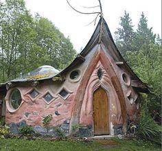 Habitats alternatifs, cabanes et huttes