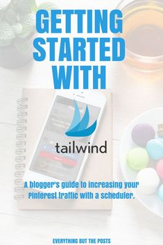 The blogging world is full of awesome tools and sites that can help you make the most of your time and efforts. Tailwind is a Pinterest partner that helps you get awesome Pinterest content viewed by the most users possible! It's not as complex as you migh