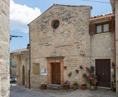Chiesa di San Giovanni Battista #terredelpiceno