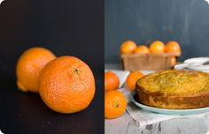 Need a delicious, wintery dessert? Try Clementine Cake, adapted by Some Kitchen Stories. #glutenfree #cake #recipes