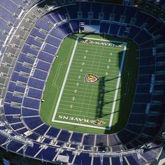 Baltimore Ravens stadium--LB
