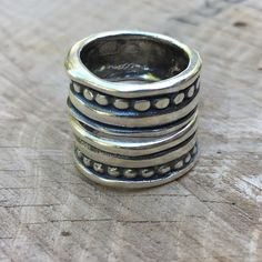 This rings are on sale they come in a large size for men and women