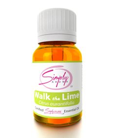 #Lime Oil  Walk the Lime (Citrus aurantifolia) 10mL #SimplyAroma #EssentialOils #Health Lime Oil