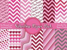 Free Valentine paper download!