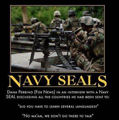Navy Seals.....So Cool!