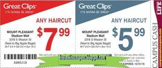 Great Clips Printable Coupons | Semarmesem for Sport Clips Printable Coupons 201823473 Mcdonalds Coupons, Kfc Coupons, Best Buy Coupons, Home Depot Coupons, Local Coupons, Print Coupons, Grocery Coupons, Kfc Printable Coupons, Free Printables