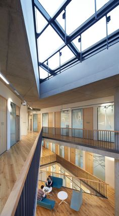 Daniel Libeskind completes larch-clad cosmology centre for Durham University