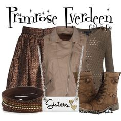 primrose everdeen the hunger games catching fire by wearwhatyouwatch on polyvore - Primrose Everdeen Halloween Costume