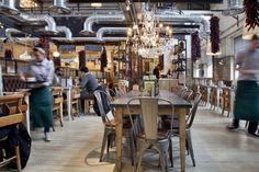 Bill's Restaurants - Bath, Bristol, Oxford and Covent Garden