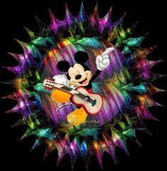 Mickey Mouse gif