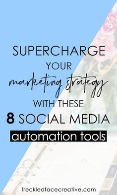 8 Social Media Automation Tools to Supercharge Your Marketing Social Media Automation, Social Media Analytics, Top Social Media, Social Media Marketing, Marketing Automation, Digital Marketing, Marketing Strategies, Business Marketing, Facebook Marketing