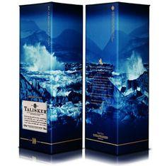 love talisker's new packaging design