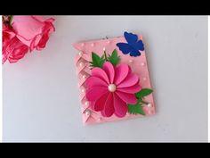 Diy Greeting Cards For Birthday, Origami Birthday Card, Handmade Birthday Cards, Xmas Cards, Birthday Greetings, Greeting Cards Handmade, Diy Cards, Card Birthday, Tarjetas Diy