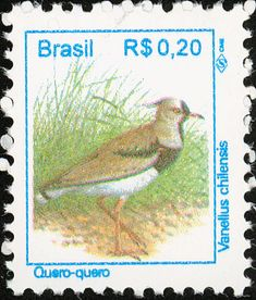 Southern Lapwing stamps - mainly images - gallery format
