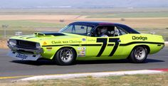 Historic 1970 Trans Am Series Challenger