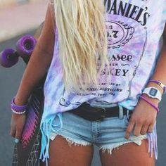 Jack Daniel's ♡ Tie Dye