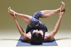 A simple yoga routine loosens tight spots, strengthens weak spots, and makes you a better, less injury-prone runner.