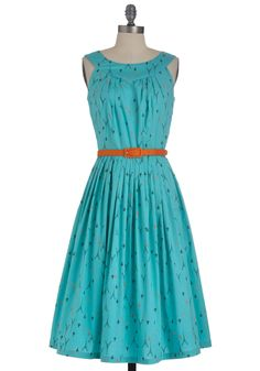 If Eiffel in Love Dress by ModCloth - Super cute dress!!