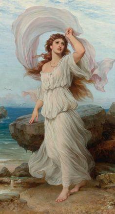 Renaissance Kunst, Renaissance Paintings, Classic Paintings, Old Paintings, Greek Paintings, Modern Art Paintings, Art Inspo, Bel Art, Art Ancien