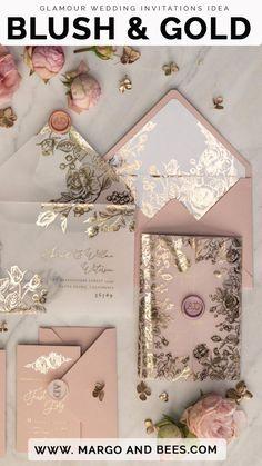 Wedding Invitations Uk, Gold Wedding Invitations, Wedding Stationery, Wedding Cards, Wedding Day, Wedding Blush, Dream Wedding, Platinum Wedding, Invitations Online