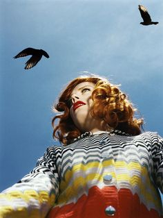 Alex Prager | Artspace. Photographer and videographer Alex Prager has an affinity for the pulp fiction heroine: many of her photographs appear to be film stills taken directly from a David Lynch or Hitchcock film but with a Cindy Sherman influence. Using brightly colored wigs, vintage attire, and dramatic makeup, Prager creates her own leading ladies. Living and working in Los Angeles.Recently included in MoMA's exhibition New Photography 2010, Prager has taken a turn from her past…