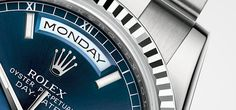 Discover the Day-Date 36 watch in 18 ct white gold on the Official Rolex Website. Model: 118239