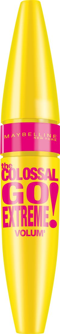 COLOSSAL GO EXTREME Mascara Maybelline (Review)