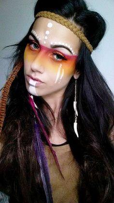 Princess Halloween Makeup