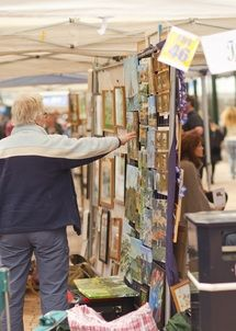 Booking Information for Art on the Street 2013
