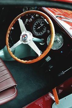 Classic Alfa Romeo.