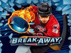 Игровой автомат Break Away на реальные деньги.  Даже если хоккей не является вашей самой любимой игрой, автомат Break Away от компании Microgaming заставит вас обратить внимание на реалистичный сюжет и полностью втянуться в процесс и почувствовать реальный вывод денег. Хорош�