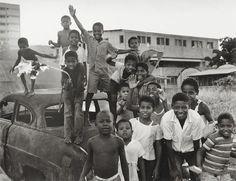 Rodrigo Moya, Chicos de El Chorrilo, Panamá, 1964.