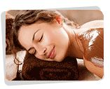 A pure spa experience with body scrubs and body wraps services provided by O2 Spa