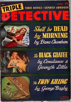 Triple Detective, 1948