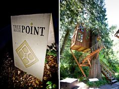 Whimsical Treehouse Point Getaway in Issaquah, WA (7)