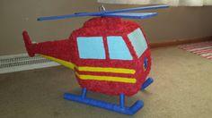 Pinata del helicóptero por PinataVille en Etsy