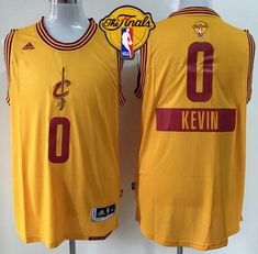 Cavaliers  0 Kevin Love Yellow 2014-15 Christmas Day The Finals Patch  Stitched NBA 8ec09a548