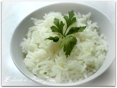 Como fazer um arroz soltinho