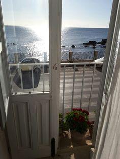 Hotel Gutkowski, Otigia,  Sicily. View from our window.