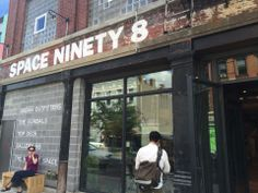 Space Ninety 8 in Williamsburg, Brooklyn, NY.