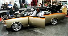 Opala based on the drawing by Chip Foose Chip Foose, Carros Turbo, Pontiac, Chevy Chevelle, Power Cars, Top Cars, Expensive Cars, Truck Wheels, Amazing Cars