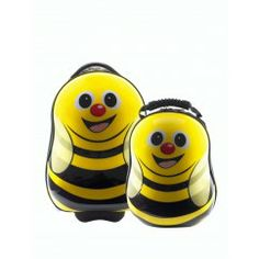 Cuties and Pals Bee Suitcase and Rucksack - £76.87
