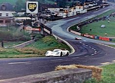Porsche 917, Spa 1969...