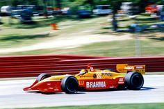 Scott Pruett - Reynard Cosworth - Brahma Sports Team - Miller 200 (Mid-Ohio Sports Car Course) - 1997 CART FedEx Champ Car World Series, round 13 Scott Pruett, Mid Ohio, Ground Effects, Classic Race Cars, Indy Cars, Motor Sport, Formula One, Champs, Grand Prix
