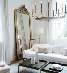 Modern Home Decor Interior Design Home Living Room, Living Room Decor, Living Spaces, Living Room Inspiration, Interior Inspiration, Deco Studio, Deco Design, Design Design, Modern Design