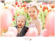 Mini sessions for spring and Easter at Massart Photography