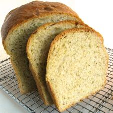 Thanksgiving Stuffing Loaf  Bread that tastes similar to stuffing, great for leftover turkey sandwiches