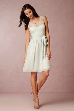 Ainsley Dress in pacific mist